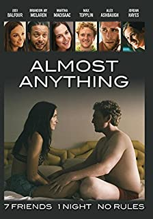 ALMOST ANYTHING - ALMOST ANYTHING (1 DVD)