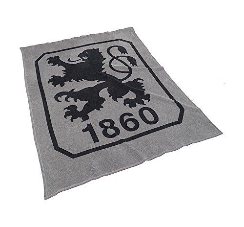 TSV 1860 München Veloursdecke Emblem