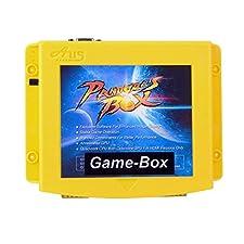 [Game-Box] Pandora box 4X <800 en 1> Jamma Arcade Cabinet Game Box, Classics Fighting Games Board pour moniteur LCD / CRT(15kHz)