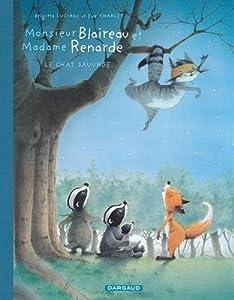 """Afficher """"Monsieur Blaireau et Madame Renarde n° 6 Le chat sauvage"""""""