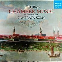 C.P.E. Bach: Sonaten