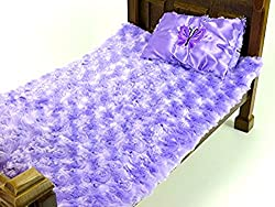 Lavender Butterfly Bed Set -18