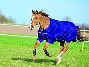Horseware Amigo Turnout Hero 6 lite Atlantic Blue