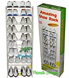 #2: Private Image Amazing Shoe Rack 10 Tier Shoe Rack Organizer