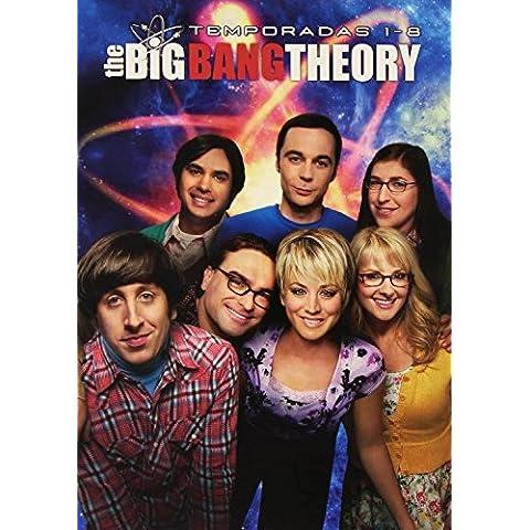Pack Big Bang Theory - Temporada 1-8
