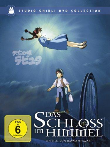 Bild von Das Schloss im Himmel (Studio Ghibli DVD Collection) [2 DVDs] [Special Edition]