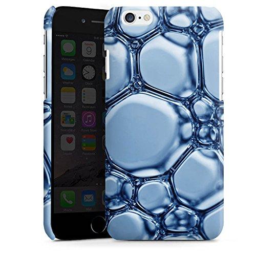 Apple iPhone 4 Housse Étui Silicone Coque Protection Eau Water Bulles Cas Premium brillant