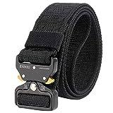 Outgeek Outdoor Belt Multifunctional Heavy Duty Training Web Belt Webbing Waist Belt