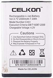 CELKON AR50 2000 mAh Li-ion Battery for Celkon Mobiles