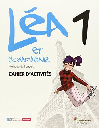 LEA ET CIE 1 CAHIER + CD CAHIER ED15 - 9788490490976 por Aa.Vv.