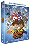Yo-kai Watch, le Film - Édition Collector DVD Limitée - Inclus : Le Film, La Montre Digitale Yo-Kai Watch, Le Médaillon Exclusif KOMAJIRO S et Le début du manga (48 pages) [Édition Collector]