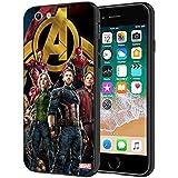MTT Marvel Avengers Infinity War Printed Mobile Back Case Cover for Apple iPhone 6S & 6