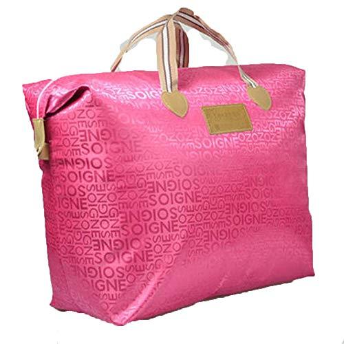 FSQY Dick verpackt E-Cotton Quilt Tasche große rote WinterKern Hochzeit Jahrestag Vlies Eiter-Kollektion Tasche Tragetasche: mittel 70cm x 60cm -