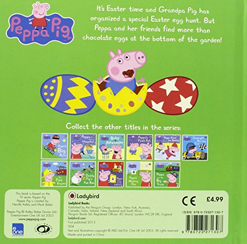 Image of Peppa Pig: Peppa's Easter Egg Hunt