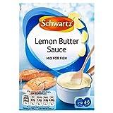 Schwartz Zitronen-Butter-Sauce Für Lachs 38G (Packung mit 6)