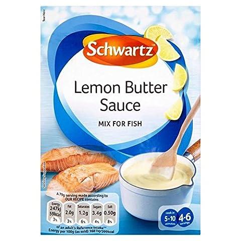 Schwartz Lemon Butter Sauce For Salmon 38g