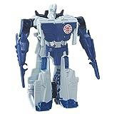 Transformers : Robots in Disguise – Attaque Buzzard Sideswipe – Figurine Transformable 1 Etape