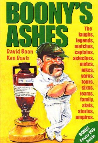 Boony's Ashes por David Boon