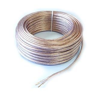 Classic loudspeaker cable, 100 %Copper 2 x 2.5 MM ² 10 M