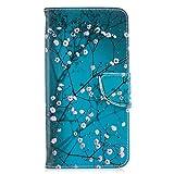 Thoankj Sony Xperia L3 Phone Case, Shockproof PU Leather