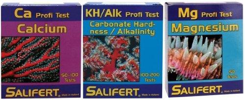 Salifert Alkalinität Calcium Magnesium Combo Test Kit