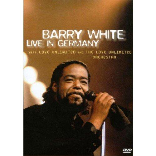 Barry White - Live in Germany Frankfurt 1975 (DVD)