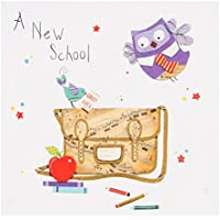 "Mint ""Good Luck"" Sweet Tweets New School Card"