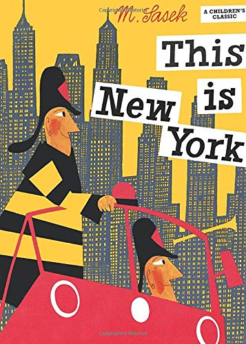This Is New York por Miroslav Sasek