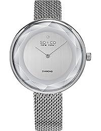 Reloj SO & CO New York Para Mujer 5233M.1