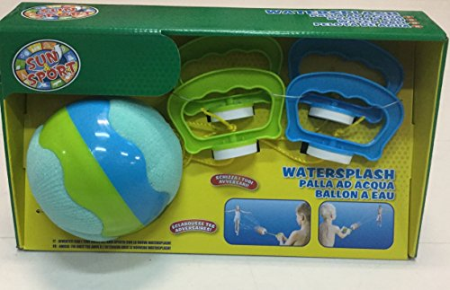 giocheria rdf50586 sport&fun watersplash going spruzza acqua