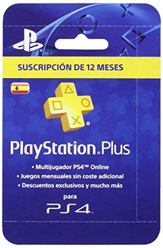 Sony  PSN Plus – Tarjeta para 365 días,  Reedición, Código Digital