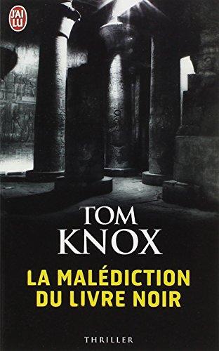 La malédiction du livre noir par Tom Knox