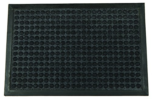 Tildenet DMS0658x 35x 1.5cm Plain sintetico opaco-nero