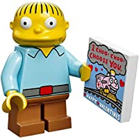 The Simpsons Lego Mini Figure - Ralph Wiggum