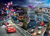 XXL Poster Fototapete Disney Pixxar Cars 2 Cars Foto 160 x 115 cm