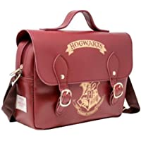 Harry Potter Lunch Bag Hogwarts (Satchel Style) Borse