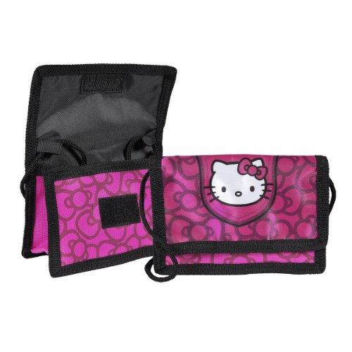 Undercover HKGU7000 - Geld-Brustbeutel mit Headerkarte Hello Kitty