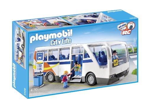 PLAYMOBIL - 5106 - Car Scolaire