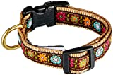 Up Country BEF-C-XS Bella Floral Hundehalsband, Schmal 5/8 inch, XS