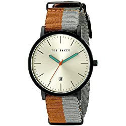 TED BAKER GENTS STRAP WATCH