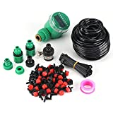 Best Timers For Waterings - 25 m Plant Self-Watering Garden Hose, DIY Micro Drip Review