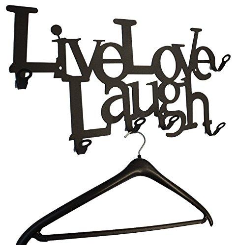 Live Love Laugh - Flurgarderobe - Garderobe - Lebe Liebe Lache