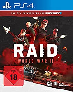 RAID WWII - [PlayStation 4]