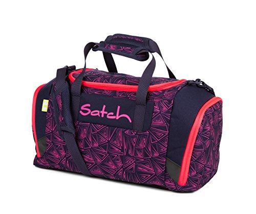 ergobag satch by Sporttasche Dufflebag Kinder SAT-DUF-002 Pink Bermuda