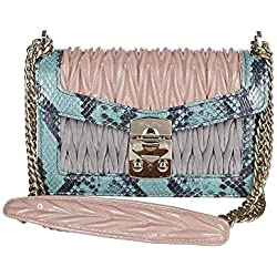 Miu Miu Luxury Fashion Mujer 5BD0832B6BF0YC2 Rosa Bolso De Hombro   Primavera-Verano 19