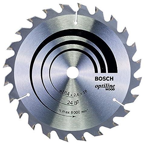 Bosch 2608640817 Optiline Wood Circular Saw Blade