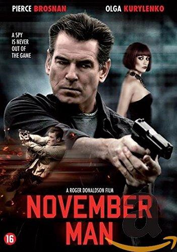 DVD - November man (1 DVD)