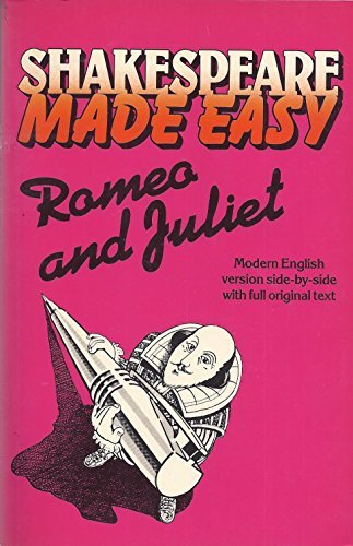 Romeo and Juliet (Shakespeare Made Easy) by William Shakespeare (1985-12-31)