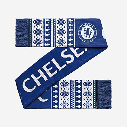 Chelsea FC Schal Fair Isle -