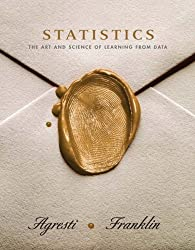 Statistics: The Art and Science of Learning From Data (MyStatLab Series) by Alan Agresti (2006-01-27)